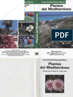Blume - Guia de La Naturaleza - Plantas Del Mediterraneo