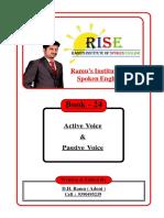 24. Active & Passive Voice