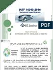 Charla Informativa IATF