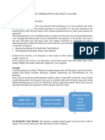 Unitron Corporation Case Study Analysis