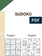 SUDOKU.pptx