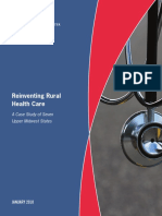 Reinventing Rural Health Care