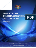 Malaysian Pharmacovigilance Guidelines 2nd Edition 2016