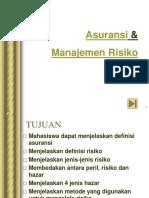 Asuransi Dan Risiko (Sesi 2)