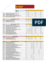 Curriculum Map - BS in Mechanical Engineering