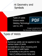 Type of Welded Joints