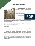 arsitekturrenaissance-130422093047-phpapp02.docx