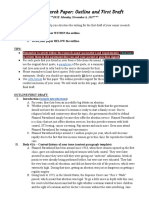 alexa martinez flores - 4  senior research paper  outline and first draft