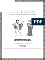 Mazes & Minotaurs 1e - Myth & Magic.pdf
