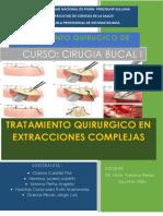 Seminario de Cirugia Exodoncias Complejas y Retraidas