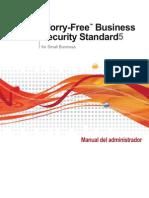 WFBS Admin Guide ES