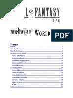 Worldbook de Final Fantasy IV - FFRPG 4ª Ed
