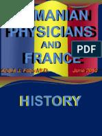 1.Les Medecins Roumains Et La France