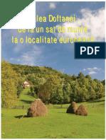 Carte Valea Doftanei 2016