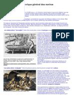 Historique des Navires
