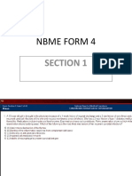 NBME 4 Section 111
