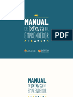 Manual de Defensa Del Emprendedor Versión Digital