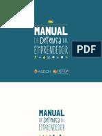 Manual de Defensa Del Emprendedor Versión Digital