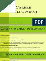 Career Dev't
