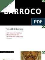 HAE-Tema11- Barroco ARQUITECTURA Y ESCULTURA.pdf