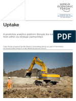 Future of Construction Uptake Case Study