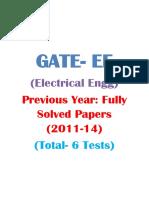 Gate Ee Final