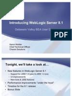 Web Logic 81