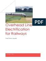 Overhead Line Electrification for Railways 4th Edition