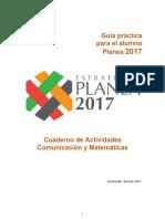 Planea 2017 Guía Del Estudiante