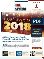 BFE Newsletter New Year January 2018