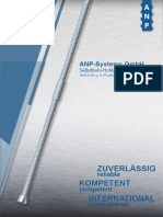 ANP-SHS Selfdrilling 2014