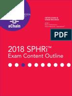 SPHRi Senior Professional in Human Resources - International - HRCI aChain