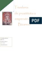 Teodora, Emperatriz PDF