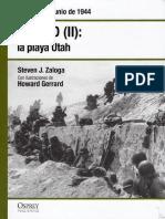 23 - El Dia D II La Playa de Utah Normandia Junio de 1944