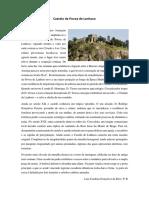 Castelo Da Povoa de Lanhoso