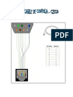 Pinout Cable de Consola Cisco Open-network
