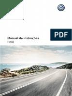 Manual Novo Polo 2018