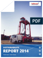 Annual and Sustainability Report 2014 (1)