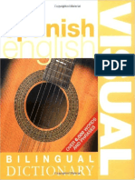 Bilingual Visual Dictionary Spanish English