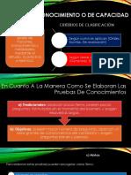 PRUEBAS DE CONOCIMIENTO O DE CAPACIDAD.pptx