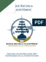 Buque Escuela Cuauhtémoc