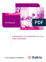 Biomasse_prévention Et Protection Sites