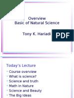 Basic Natural Science