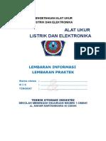 1. Alat Ukur Listrik Dan Elektronika
