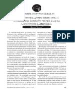 TEPEDINO, Gustavo. Marchas e contramarchas da constitucionalização do direito civil.pdf