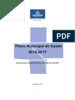 Plano Municipal de Saúde de Salvador