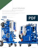 V1 Compact Vacuum Dehydrators
