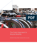 The Dutch Approach to Bicycle Mobility_Final