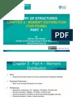 Chapter 3 Part 4 – MDM Frame