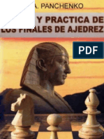 Panchenko Alexander - Teoria y Practica de Los Finales de Ajedrez-1, 2012-OCR, 156p